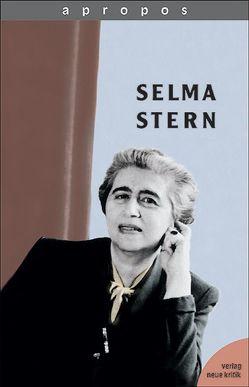 Selma Stern von Sassenberg,  Marina