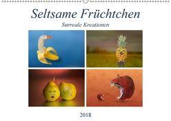 Seltsame Früchtchen (Wandkalender 2018 DIN A2 quer) von Di Chito,  Ursula
