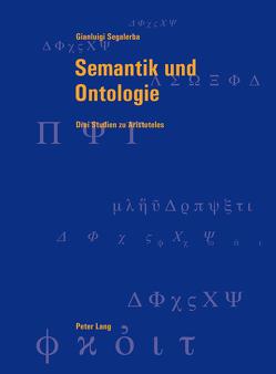 Semantik und Ontologie von Segalerba,  Gianluigi
