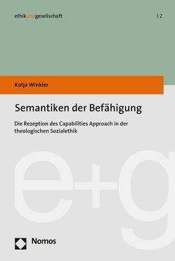 Semantiken der Befähigung von Winkler,  Katja