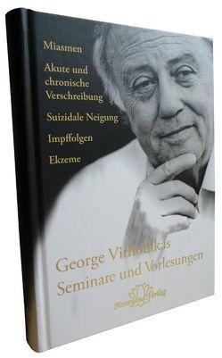 Seminare und Vorlesungen von Vithoulkas,  Georgos