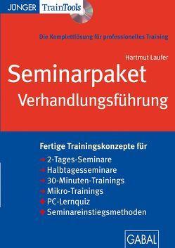 Seminarpaket Verhandlungsführung von Laufer,  Hartmut