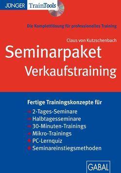 Seminarpaket Verkaufstraining von Kutzschenbach,  Claus