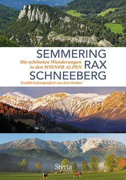 Semmering, Rax und Schneeberg von Gruber,  Eva