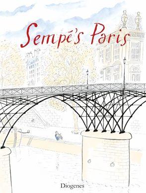 Sempé's Paris von Sempé,  Jean-Jacques