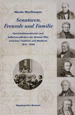 Senatoren, Freunde und Familie von Wurthmann,  Nicola