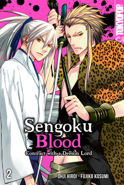 Sengoku Blood – Contract with a Demon Lord 02 von Kosumi,  Fujiko