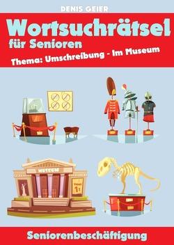 Seniorenbeschäftigung für die Kitteltasche – AktivierungsCoach Mini-Bücher / Wortsuchrätsel für Senioren von Geier,  Denis
