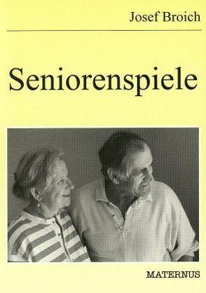 Seniorenspiele von Broich,  Josef