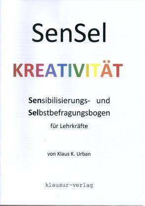 SenSel Kreativität von Urban,  Klaus K