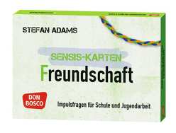 Sensiskarten Freundschaft von Adams,  Stefan