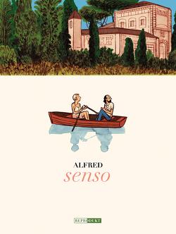 Senso von Alfred, Bannenberg,  Silv