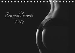 Sensual Secrets (Tischkalender 2019 DIN A5 quer) von pixelpunker.de