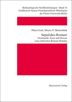 Sepečides-Romani von Cech,  Petra, Heinschink,  Mozes F