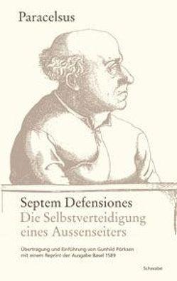 Septem Defensiones von Paracelsus, Pörksen,  Gunhild