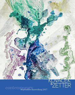 September-Ausstellung 2017 von Cieslar,  Sophie, Kleinbichler,  Bianca, Kovacek-Longin,  Claudia, Macht,  Kathrin, Rodler,  Stefan, Zetter-Schwaiger,  Sophie