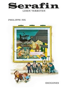 Serafin lesen verboten von Fix,  Philippe, Ibach,  Sabine