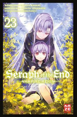 Seraph of the End – Band 23 von Caspary,  Costa, Furuya,  Daisuke, Yamamoto,  Yamato