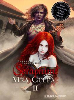 Seraphim: Mea Culpa von Baumgärtner,  Sandra