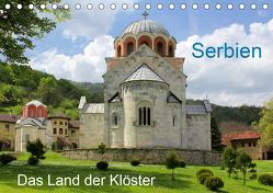Serbien – Das Land der Klöster (Tischkalender 2020 DIN A5 quer) von Knezevic,  Dejan