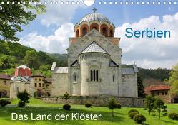 Serbien – Das Land der Klöster (Wandkalender 2020 DIN A4 quer) von Knezevic,  Dejan
