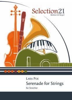 Serenade for Strings von Poe,  Lara