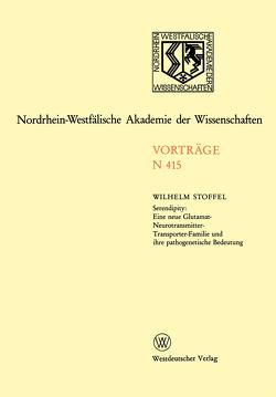 Serendipity von Stoffel,  Wilhelm