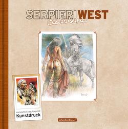 Serpieri West von Serpieri,  Paolo Eleuteri