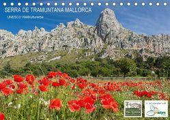 Serra de Tramuntana Mallorca (Tischkalender 2018 DIN A5 quer) von FVSM,  k.A., Vida Silvestre Mediterranea,  Fundación