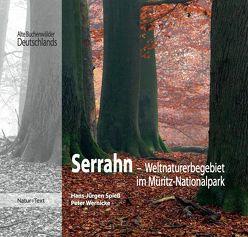 Serrahn- Weltnaturerbe im Müritz-Nationalpark von Spieß,  Hans-Jürgen, Wernicke,  Peter
