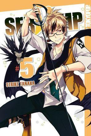 Servamp 05 von Tanaka,  Strike