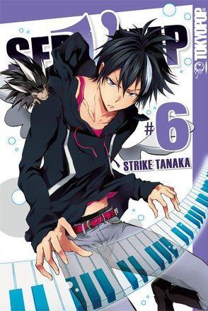 Servamp 06 von Tanaka,  Strike