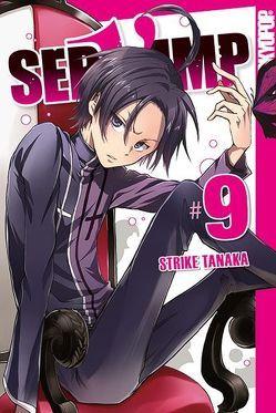 Servamp 09 von Tanaka,  Strike