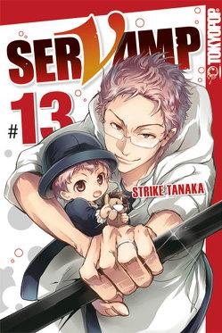 Servamp 13 von Tanaka,  Strike