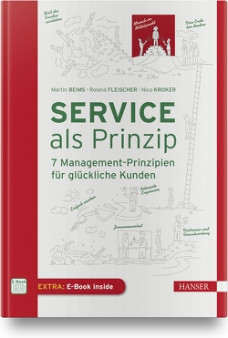 Service als Prinzip von Beims,  Martin, Fleischer,  Roland, Kroker,  Nico