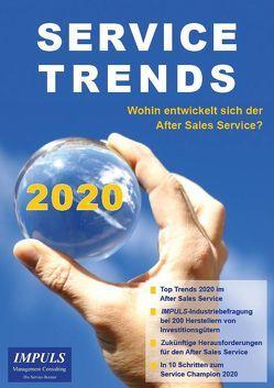 Service Trends 2020 von Mahnel,  Matthias