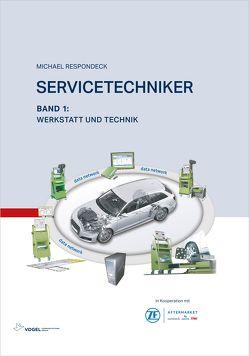 Servicetechniker Band 1 von Respondeck,  Michael