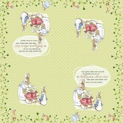 Servietten »Frühlingsreigen« von Potter,  Beatrix