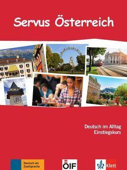 Servus Österreich von Kaufmann,  Susan, Lemcke,  Christiane, Rohrmann,  Lutz, Scarpa-Diewald,  Annalisa