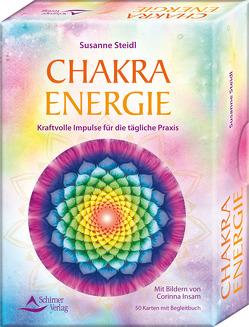 SET – Chakra-Energie von Steidl,  Susanne