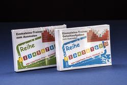 Set Einmaleins-Trainer in Farbe von Steinkopf,  Frank