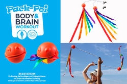 "Set: Pack-Poi Buch ""Body-Brain-Workout"" und Pack-Poi ""Frog"" von Mögel,  Uwe"