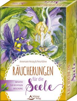 SET-Räucherungen für die Seele von Herzog,  Annemarie, Kühne,  Petra