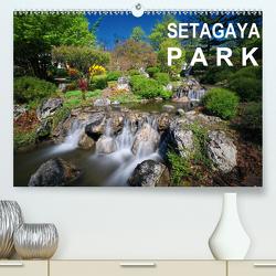 Setagaya Park (Premium, hochwertiger DIN A2 Wandkalender 2021, Kunstdruck in Hochglanz) von Plesky,  Roman
