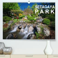 Setagaya Park (Premium, hochwertiger DIN A2 Wandkalender 2020, Kunstdruck in Hochglanz) von Plesky,  Roman