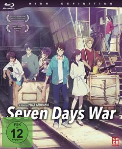 Seven Days War – Blu-ray – Deluxe Edition (Limited Edition) von Murano,  Yuta