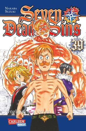 Seven Deadly Sins 39 von Christiansen,  Lasse Christian, Nakaba,  Suzuki