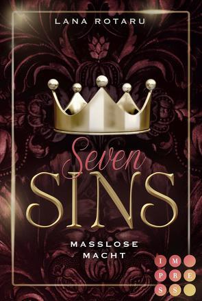 Seven Sins 6: Maßlose Macht von Rotaru,  Lana