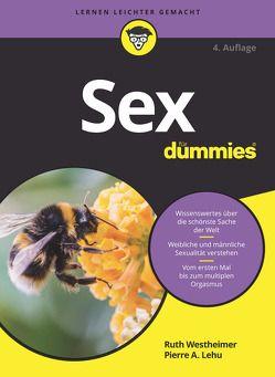 Sex für Dummies von Lehu,  Pierre A., Walter,  Sabine, Westheimer,  Ruth K.