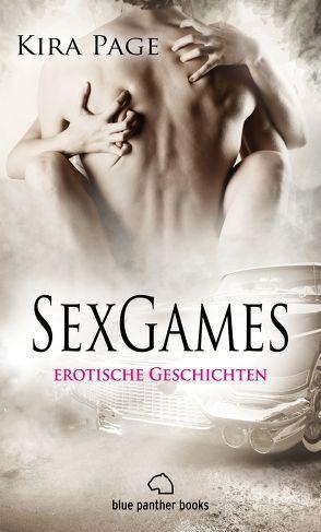 SexGames | 9 Erotische Geschichten (Affäre, BDSM, Liebesgeschichte, Lover, Sinnlich) von Page,  Kira